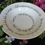 'A Summer's Day' Bowl
